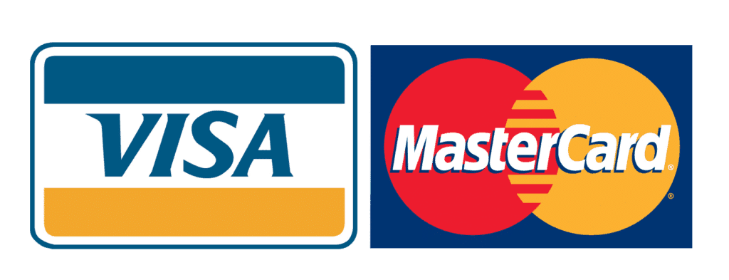 Pay with VISA/MASTERCARD